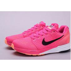 Nike LUNARGLIDE 7 розовые